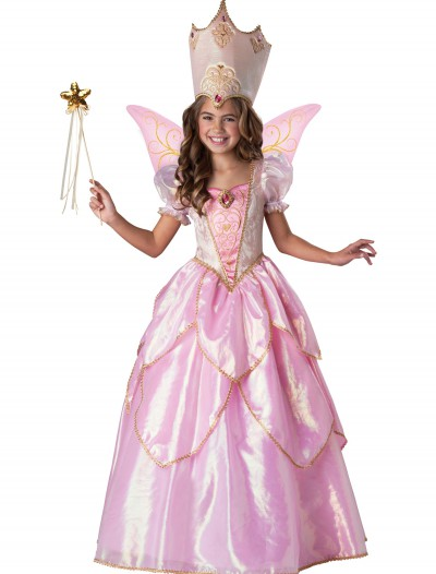 Girls Fairy Godmother Costume buy now