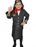 Girls Flight Attendant Costume buy now