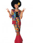 Girls Flower Power Hippie Costume buy now