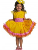Girls Frilly Big Bird Costume buy now