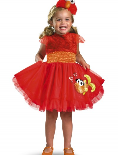 Girls Frilly Elmo Costume buy now