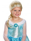 Girls Frozen Elsa Wig buy now