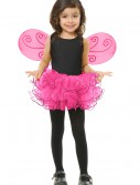 Girls Fuchsia Pixie Tutu Set buy now
