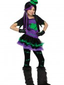 Girls Funky Frankie Costume buy now