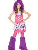 Girls Furball Monster Costume buy now