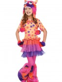 Girls Fuzzy Fifi Monster Costume buy now