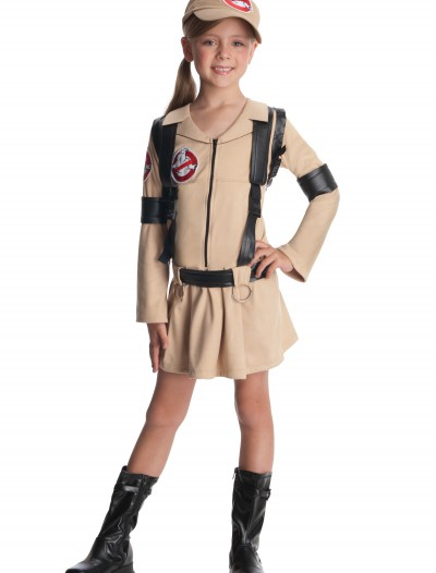 Girls Ghostbusters Costume buy now