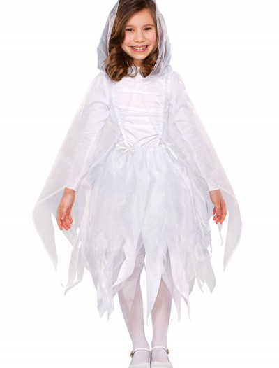 Girls Glimmer Ghost Costume buy now