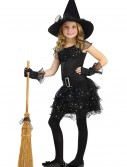 Girls Glitter Witch Costume buy now