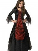 Girls Gothic Vampira Costume buy now