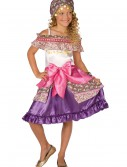 Girls Gypsy Costume buy now