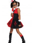 Girls Harley Quinn Tutu Costume buy now