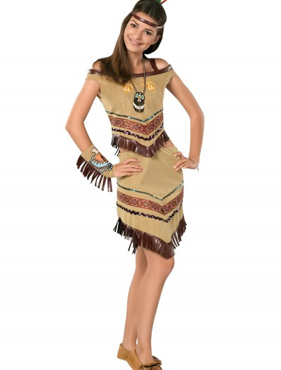 Girls Indian Teen Costume buy now