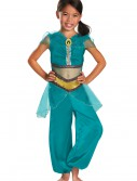 Girls Jasmine Sparkle Classic Costume buy now
