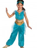 Girls Jasmine Sparkle Deluxe Costume buy now