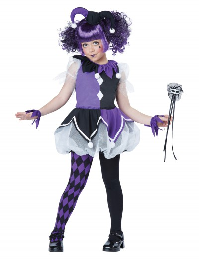 Girl's Jester Costume buy now