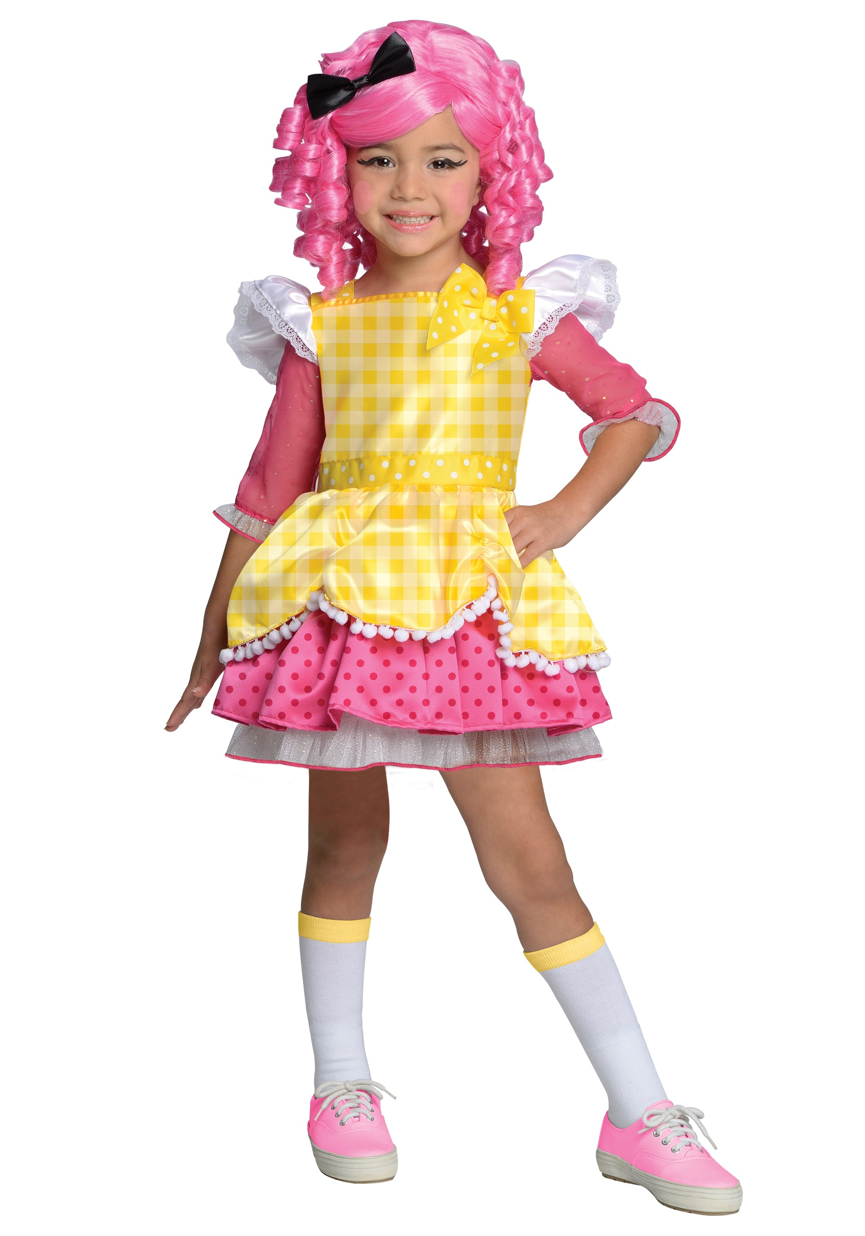 girls lalaloopsy crumbs sugar cookie costume