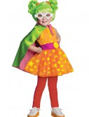 Girls Lalaloopsy Dyna Might Costume buy now