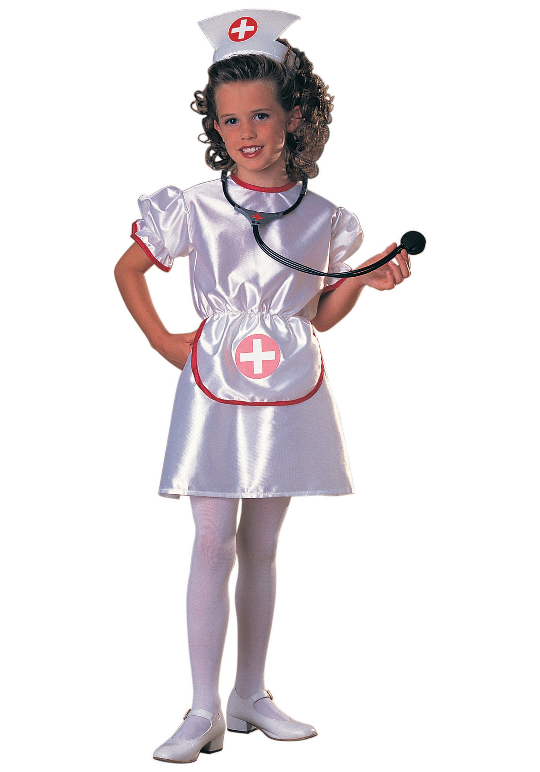 0fe630f8e Little Girls Costume   Girls Little Miss Nurse Costume Sc 1 St ...