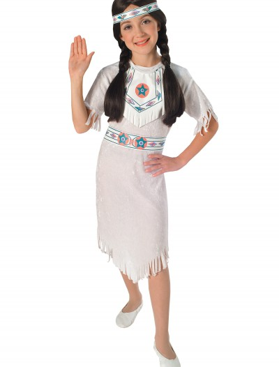 Girls Native American Princess Costume buy now