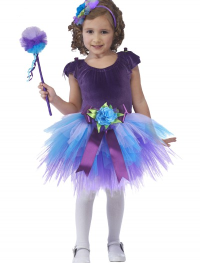 Girls Peggy Tutu Set in Purple/Turquoise buy now