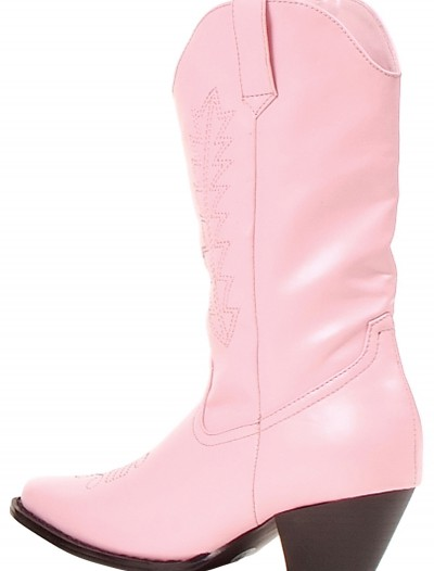 Girls Pink Cowgirl Boots buy now