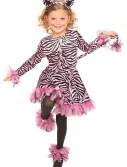 Girls Pink Tiger Costume buy now