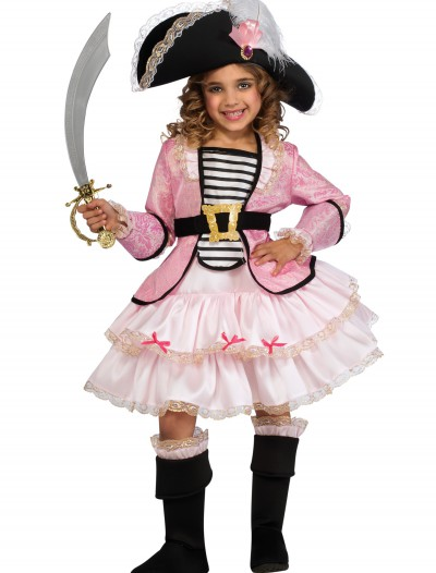 Girls Pirate Princess Costume buy now