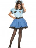 Girls Police Uniform Costume buy now