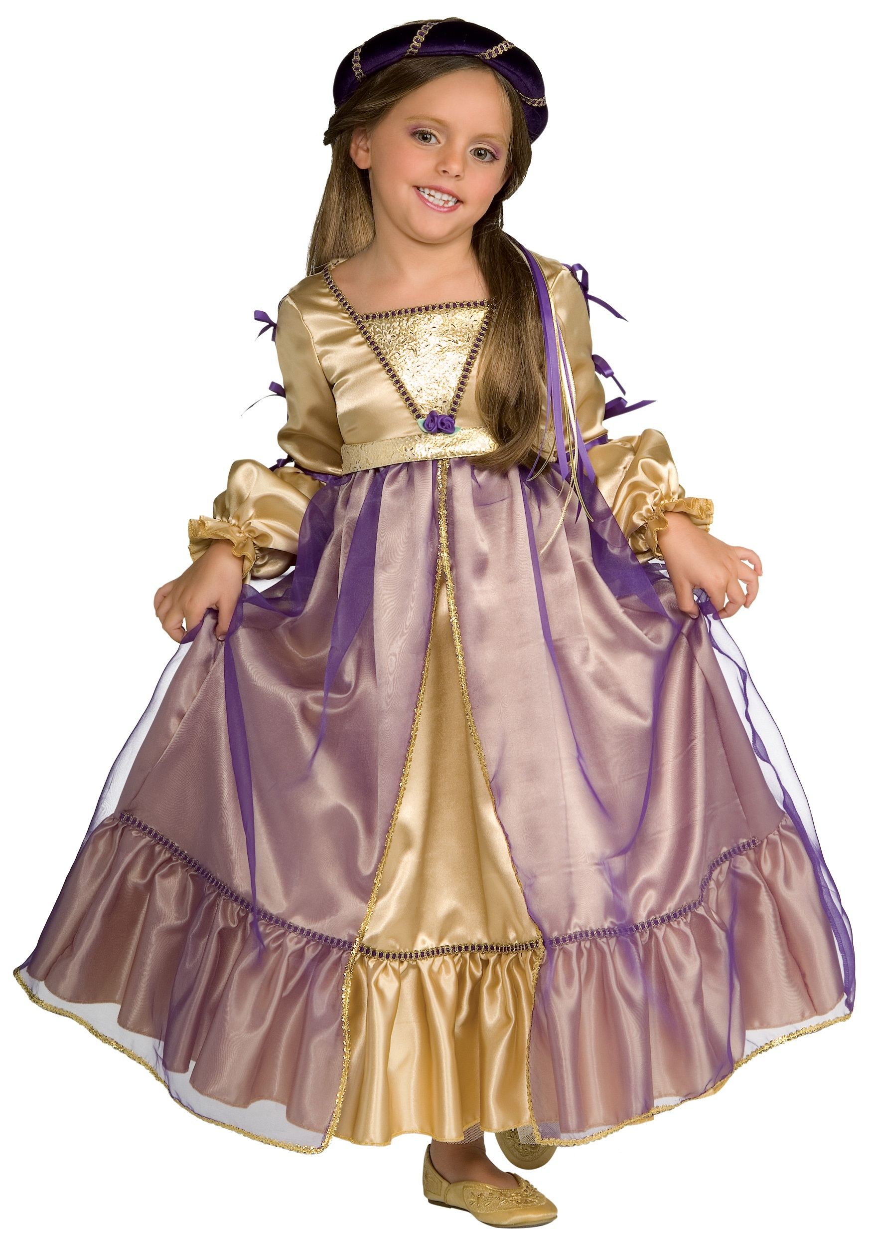 Girls Princess Juliet Costume  sc 1 st  Halloween Costumes & Girls Princess Juliet Costume - Halloween Costumes