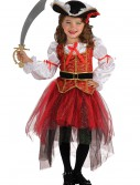 Girls Princess Sea Pirate Costume buy now