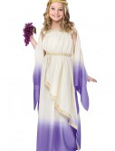 Girls Purple Goddess Costume buy now