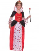 Girls Queen of Hearts Costume buy now