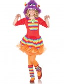 Girls' Rainbow Monster Costume buy now