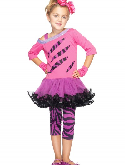 Girls Retro Rockstar Costume buy now
