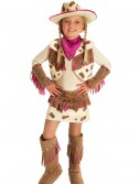 Girls Rhinestone Cowgirl Costume buy now