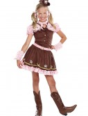 Girls Rodeo Star Costume buy now