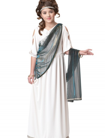 Girls Roman Princess Costume buy now