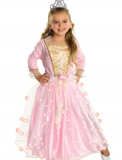 Girls Rose Princess Costume buy now
