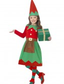 Girls Santa's Little Helper Costume buy now