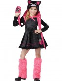 Girls Sassy Cat Costume buy now