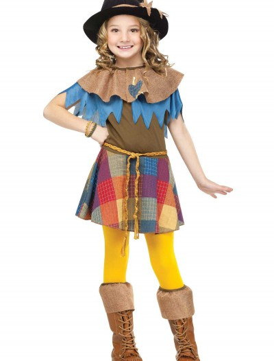 Girls Scarecrow Costume buy now