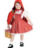 Girls Sequin Red Riding Hood Costume buy now