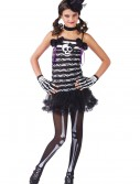 Girls Skeleton Costume buy now