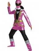 Girls Super Megaforce Deluxe Pink Ranger Costume buy now