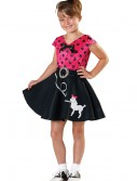 Girls Sock Hop Sweetie Costume buy now