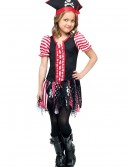 Girls Stowaway Sweetie Pirate Costume buy now