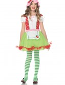 Girls Strawberry Sweetie Costume buy now
