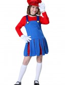 Girls Super Maria Costume buy now