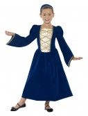 Girls Tudor Princess Costume buy now